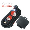 HID Relay Wiring Harness FL1202G ( Auto Power Lighting Booster )