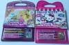 coloring & activity pad stationery set