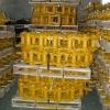 Mining machinery komatsu track link assy PC200-1