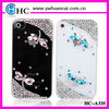 For iphone 4 rhinestone crystal cell phone cases