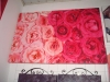 Flower canvas printing