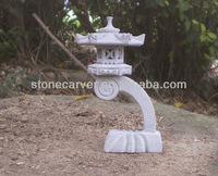 Japanese stone lantern Rankei