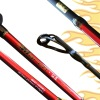 3.05m Fast spinning bass fishing rod LMS001-1003M