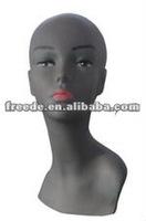 plastic training mannequin display model head