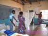 Insecticide treated mosquito nets against Malaria