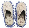 Hot Sell 100% Cleaning Chenille Men Slippers in Winter