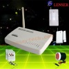 Simple Wireless GSM Home Security Alarm