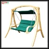 Best outdoor garden wooden chair swing