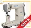 Round Head Roller Feed Post Bed Shoe Sewing Machine