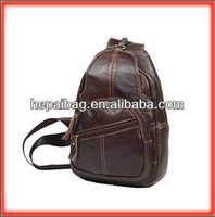 2012 Mens Womens Genuine Leather Fanny Pack