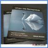 beautiful customized print hardcover book bird