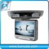 filp-down dvd player,9-inch TFT LCD screen,