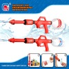 2011 Best Sell Plastic Color Water Gun(Red) without BottleMJ1028A