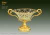 QJ-022 statue bronze crystal brass sculpture western sculpture
