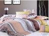 100% cotton reactive printed bed spread