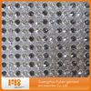 Hot fix rhinestone mesh