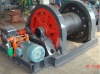 shaft sinking winch for mine