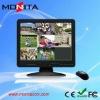 """15"""" LCD 8CH H.264 Full D1 DVR combo"""