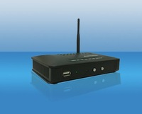 wireless home gateway unit