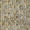 elegant natural shell mosaic