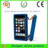 Personal design silicone cell phone cases for iphone 5