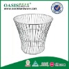 Tower; Basket/Hotel Towel Basket/Wire basket,storage basket/Hotel accessories stainless steel towel basket