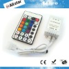 24-key Infrared RGB LED Controller with CE&RoHS certificate