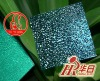 Diamond embossed polycarbonate sheet