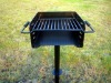 Heavy Duty Charcoal BBQ Grill for Backyard or Patio