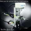 robotic arm for plastic injection machine