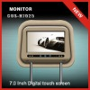 CUS-H7025 7 Inch Touch buttons CAR Headrest Monitor