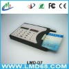 calculate name card and pen promotional gift LMD-D7