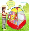 outdoor games of kids tent with 36 balls/funny tent for children