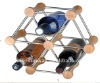 Modern Design Assembled Wine Rack For Display