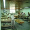 customer designed furniture paint booth