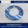 Tungsten carbide cutter blade