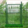 Wire Mesh Fence Gate / Metal Fence Gate / Garden Gate
