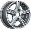 BK106 aluminum wheel for a car