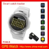 gps wrist tracker,phone call tracker ,monitor watch,answer phone call watch tracker