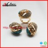 TL1004 JINGMEI 2013 18k GOLD ALLOY JEWELRY SETS