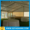 wedding banquet tent