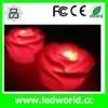 light up led rose flower for thanksgiving day