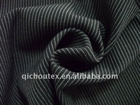 T/R viscose stripe fabric