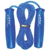 PVC cristal rope skipping for promotional gifts