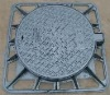 EN124 Cast Iron Water Well Covers