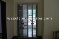 folding screen door