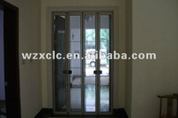 folding screen door