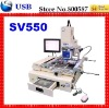 semi-auto BGA Rework Station RW-SV550,shuttle stat bga rework station,SV550, with ccd system; shipping by DHL/ups/fedex...