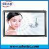 55 inch ethernet lan wifi network lcd advertising monitor