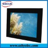 "15"" digital picture frame playing music photo and video"